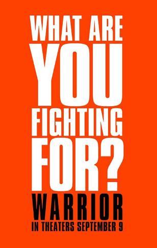 Warrior Masterprint