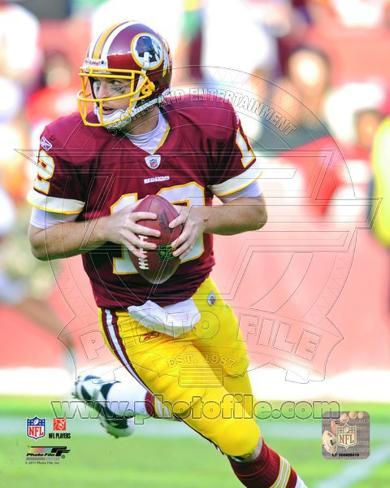 Washington Redskins - John Beck Photo Photo