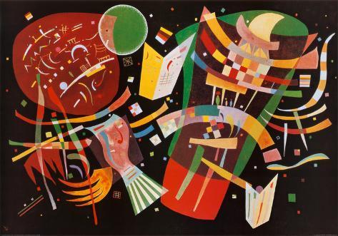 Composición X, c.1939 Arte por Wassily Kandinsky en AllPosters.es