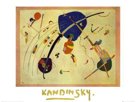Vers Le Blue, c.1939 Art Print