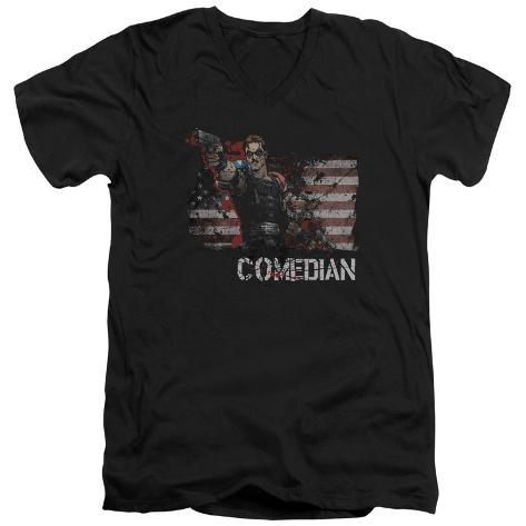 Watchmen - Comedian V-Neck V-Necks