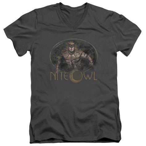 Watchmen - Nite Owl V-Neck V-Necks