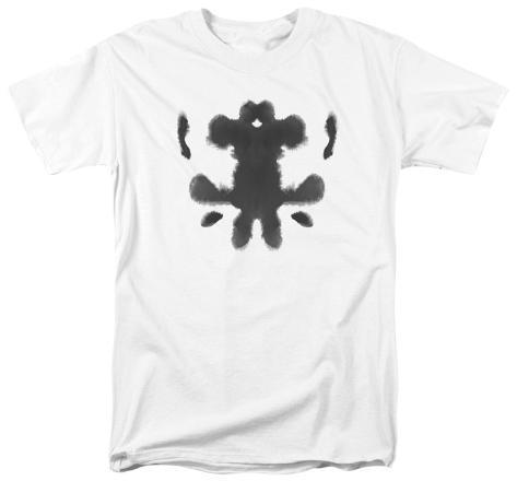 Watchmen - Rorschach Face T-Shirt