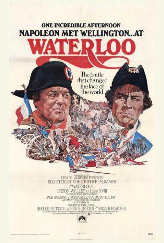 Waterloo Poster