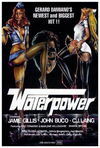 Waterpower Poster