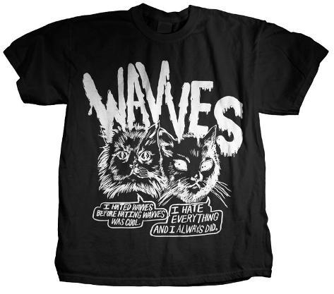 Wavves - Cynical Cats T-Shirt