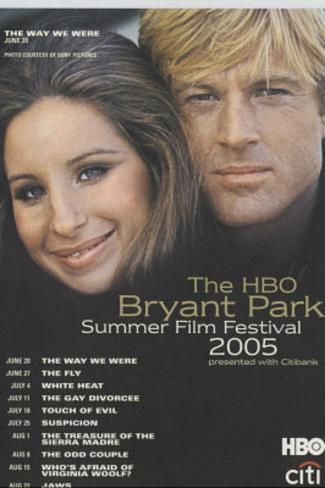 Way We Were Barbara Streisand POSTCARD barbra Bryant PK Poster Card