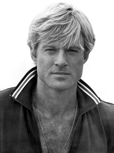 Way We Were, Robert Redford, 1973 Fotografia