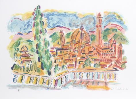 Florence Collectable Print