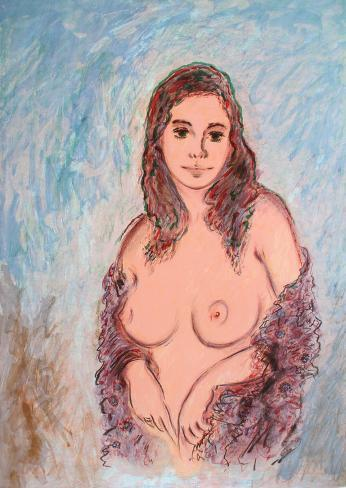 Nude #2 Limited Edition