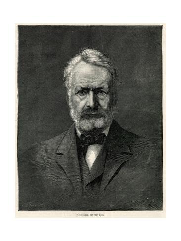 Victor Hugo, Gardner Giclee Print