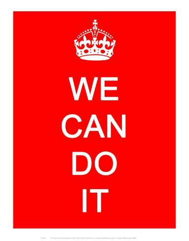We Can Do It Prints Allposters Co Uk