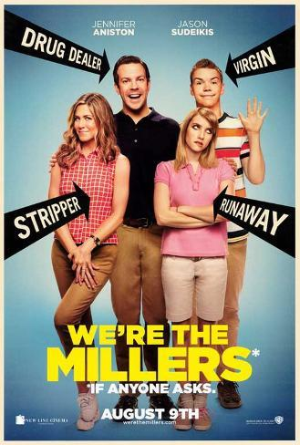 We're the Millers Movie Poster Masterprint