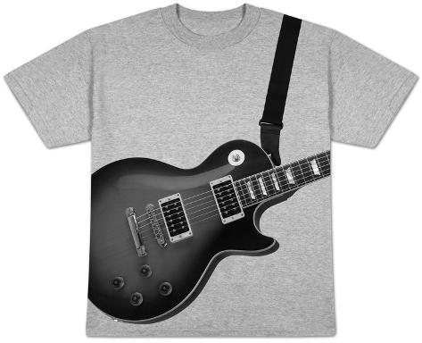 Wear an Electric Guitar! T-Shirt