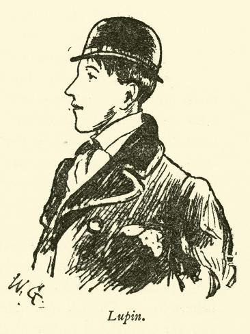 Lupin Giclee Print