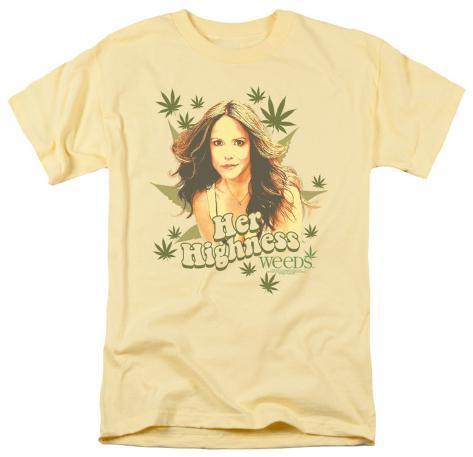 Weeds - Her Highness T-Shirt