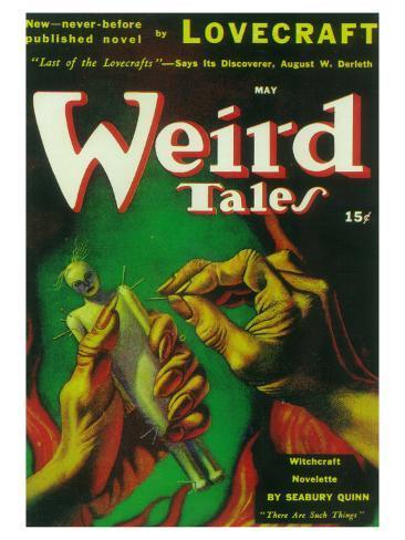 Weird Tales Art Print
