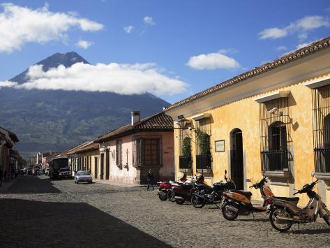 Antigua, Guatemala, Central America Photographic Print