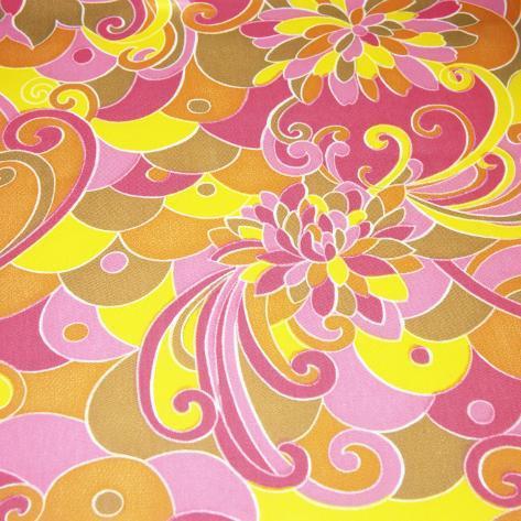 Psychedelic Swirls Photographic Print