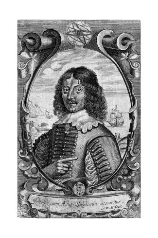 John Thompson, Naval Giclee Print