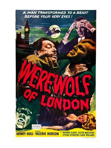 Werewolf of London, Warner Oland, Henry Hull, 1935 Photo