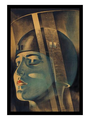 Metropolis Art Print