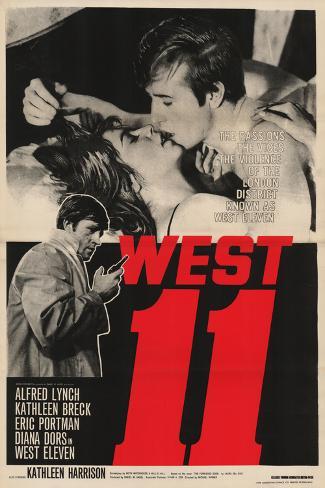 West 11 Art Print