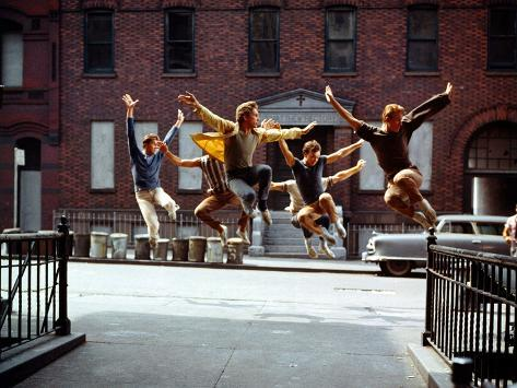 West Side Story, 1961 Photo