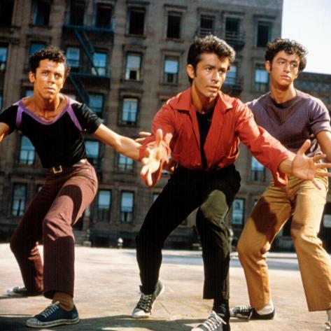 West Side Story, George Chakiris, 1961 Photo