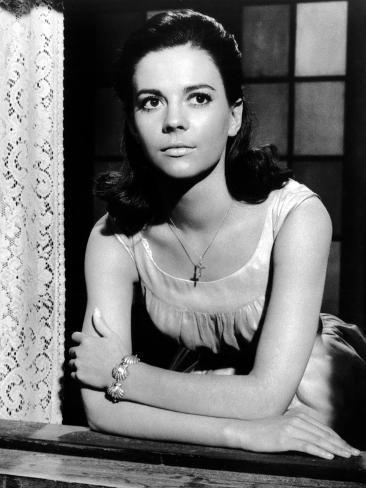 West Side Story, Natalie Wood, 1961 Fotografia