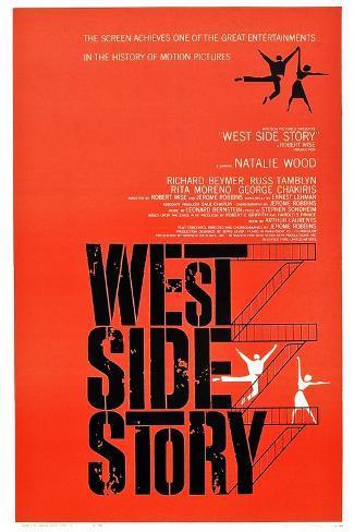 West Side Story Art Print