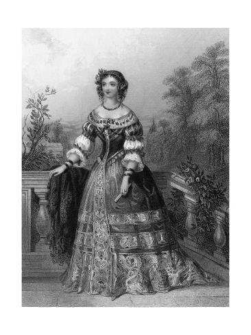 Montespan Giclee Print
