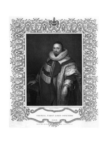 Thomas Baron Coventry Giclee Print