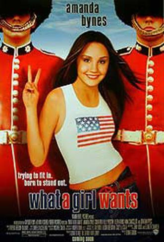What A Girl Wants Original Poster