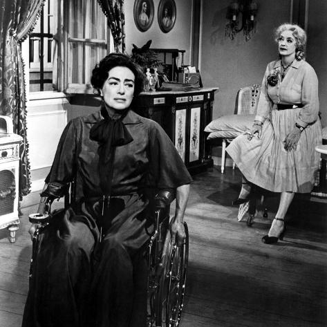 What Ever Happened To Baby Jane?, Joan Crawford, Bette Davis, 1962 Photo