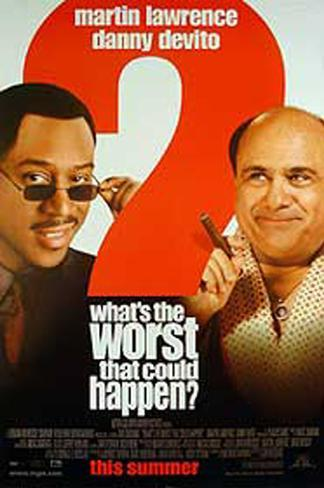 What's The Worst That Could Happen Original Poster
