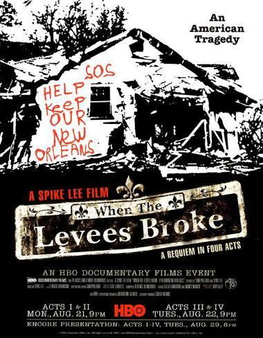 When the Levees Broke: A Requiem in Four Acts Masterprint