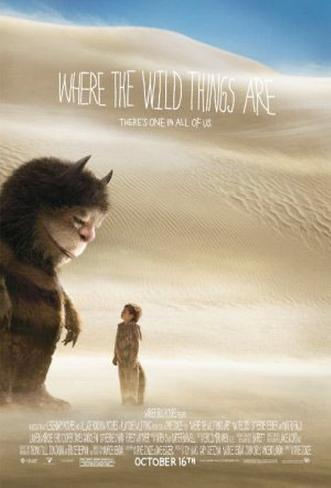 Where The Wild Things Are Double-sided poster