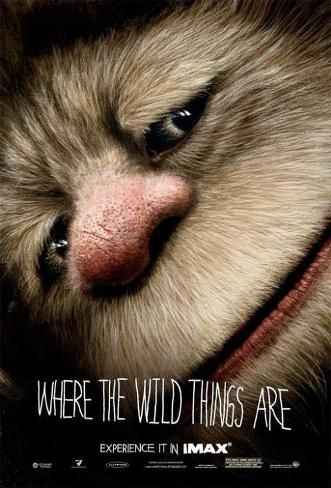 Where The Wild Things Are Stampa master