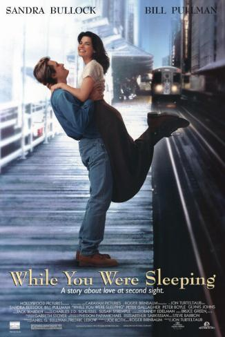 While You Were Sleeping Masterprint