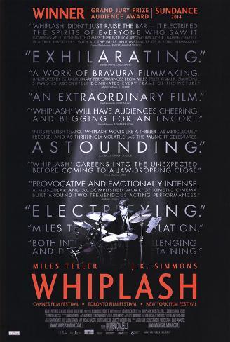 Whiplash Masterprint