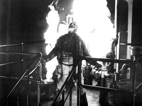 White Heat, James Cagney, 1949 Foto