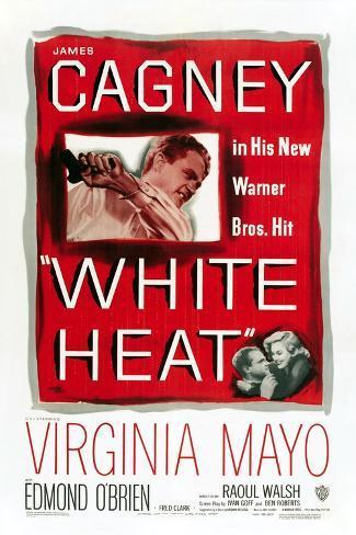 White Heat Art Print