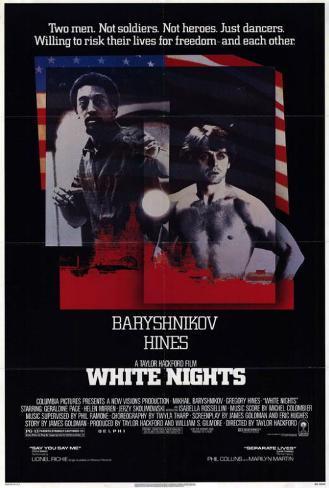 White Nights ポスター