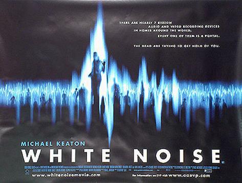 White Noise Póster original