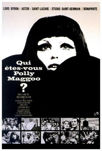 Who Are You, Polly Magoo? - French Style Poster