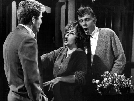 Who's Afraid Of Virginia Woolf?, George Segal, Elizabeth Taylor, Richard Burton, 1966 Foto