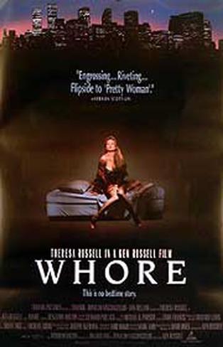 Whore Original Poster