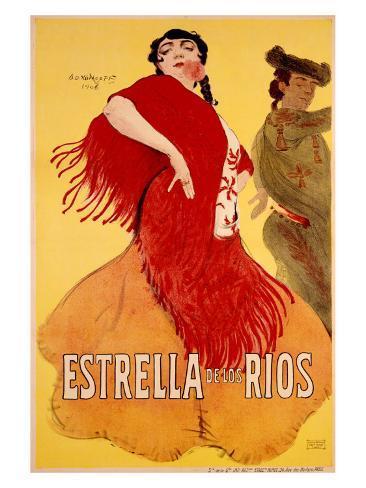Estrella Giclee Print
