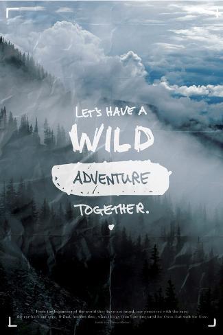 wild adventure isaiah 64 4 posters. Black Bedroom Furniture Sets. Home Design Ideas